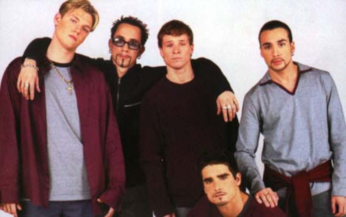 Backstreet Boys - Shape-CD Mit B-Rok